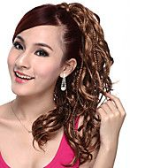 Long+High+Quality+Synthetic+Curly+Ponytail-Two+colors+–+USD+$+23.89