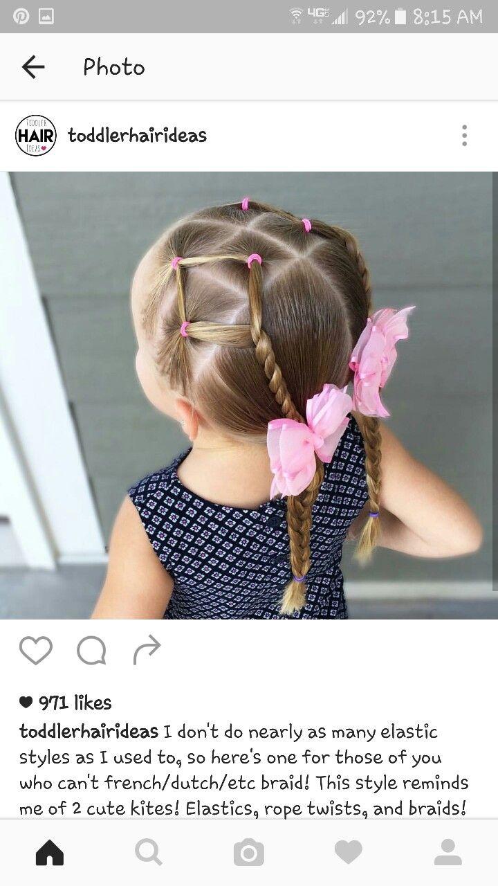 best peinados images on pinterest kid hairstyles girls hairdos