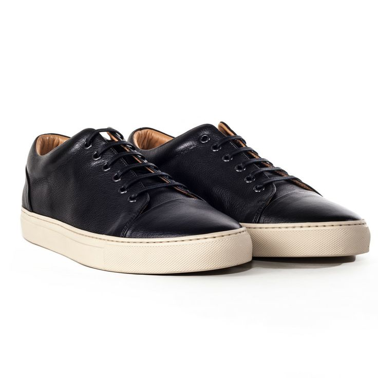 image gallery leather sneakers
