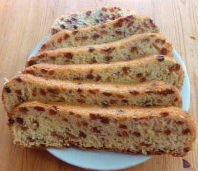 Poffert. Dutch bread from Groningen Lekker met gesmolten boter en bruine suiker.
