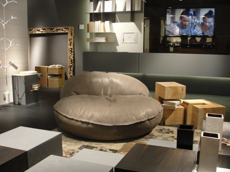 The Studio Harrods visits Milan Furniture Fair
