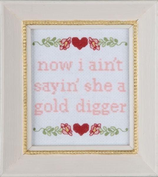 """Kanye West - """"Gold Digger"""""""
