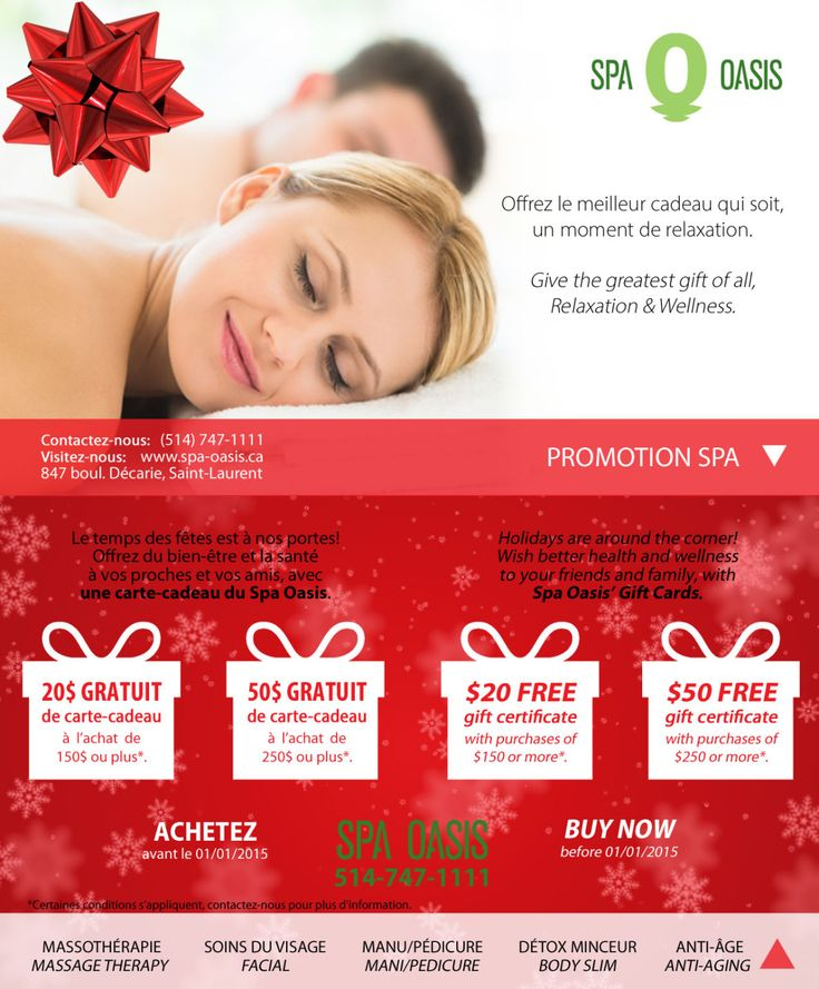 Montreal Spa Packages Couples
