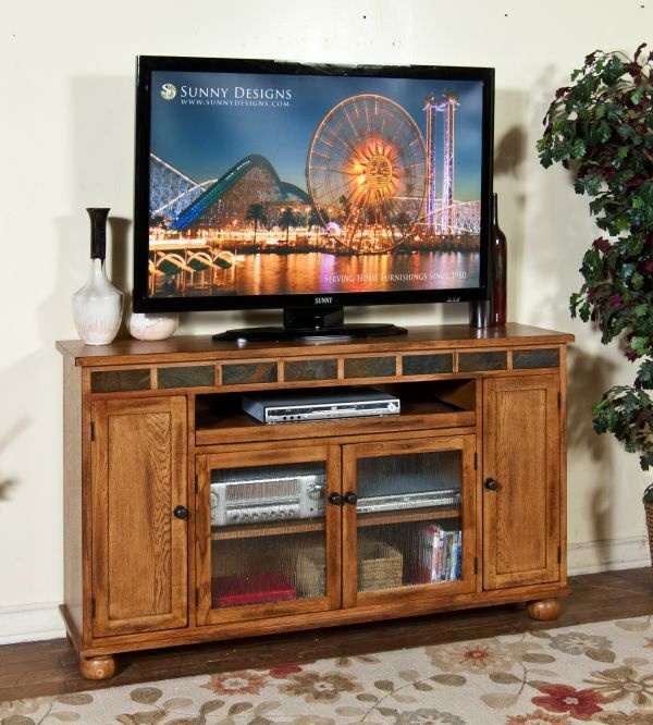 Sedona Rustic Oak TV Stand, $599.99. Available At Just Cabinets Furniture U0026  More And