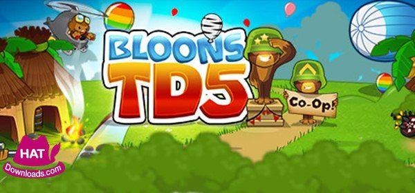 Bloons TD 5 Free Download Game - PC Version