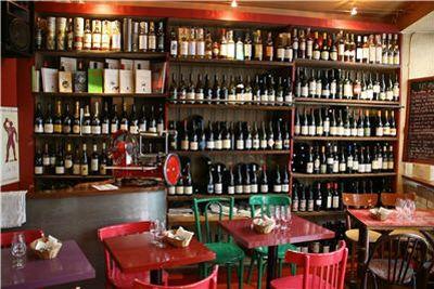 Verre Vole, Paris, cave a manger recommendee par Ducasse