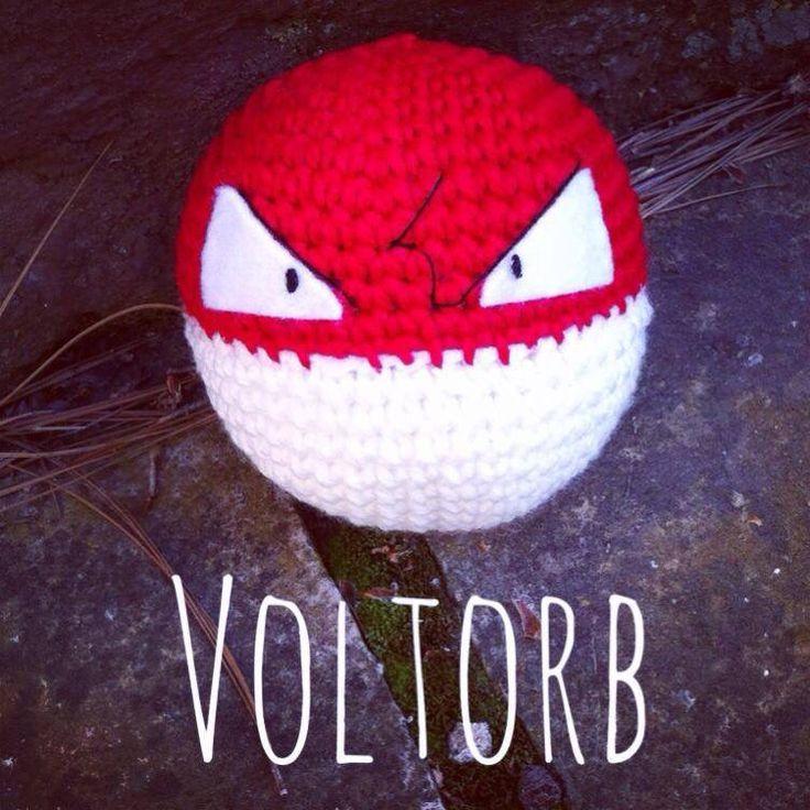 Voltorb (Pokèmon)  By Miya Chan (Miyachan's Creations)