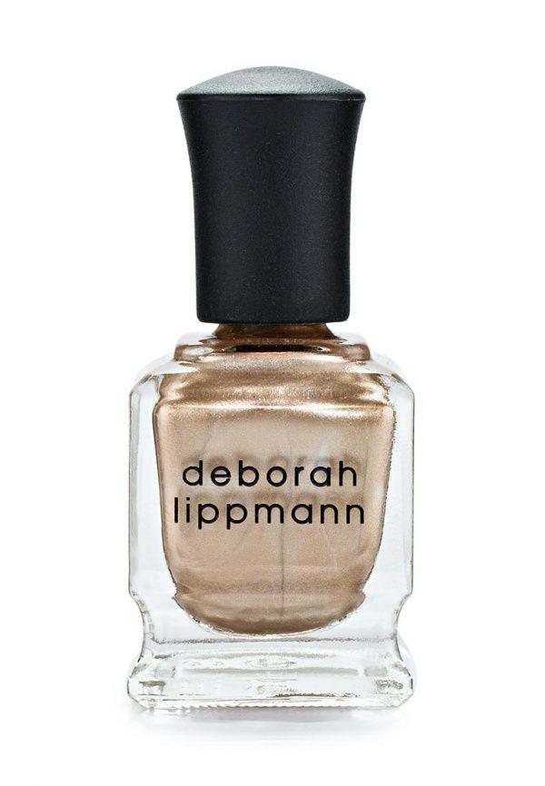 Лак для ногтей 15 мл Deborah Lippmann Цвет: розовый. Сезон: Осень-зима 2014/2015. С бесплатной доставкой и примеркой на Lamoda. http://j.mp/1nWDPci