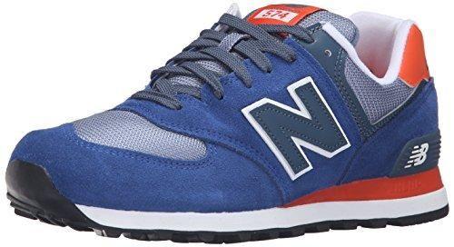 Oferta: 73€. Comprar Ofertas de New Balance 574 Zapatillas de Running, Hombre, Multicolor (Navy/Red 415), 40.5 EU barato. ¡Mira las ofertas!