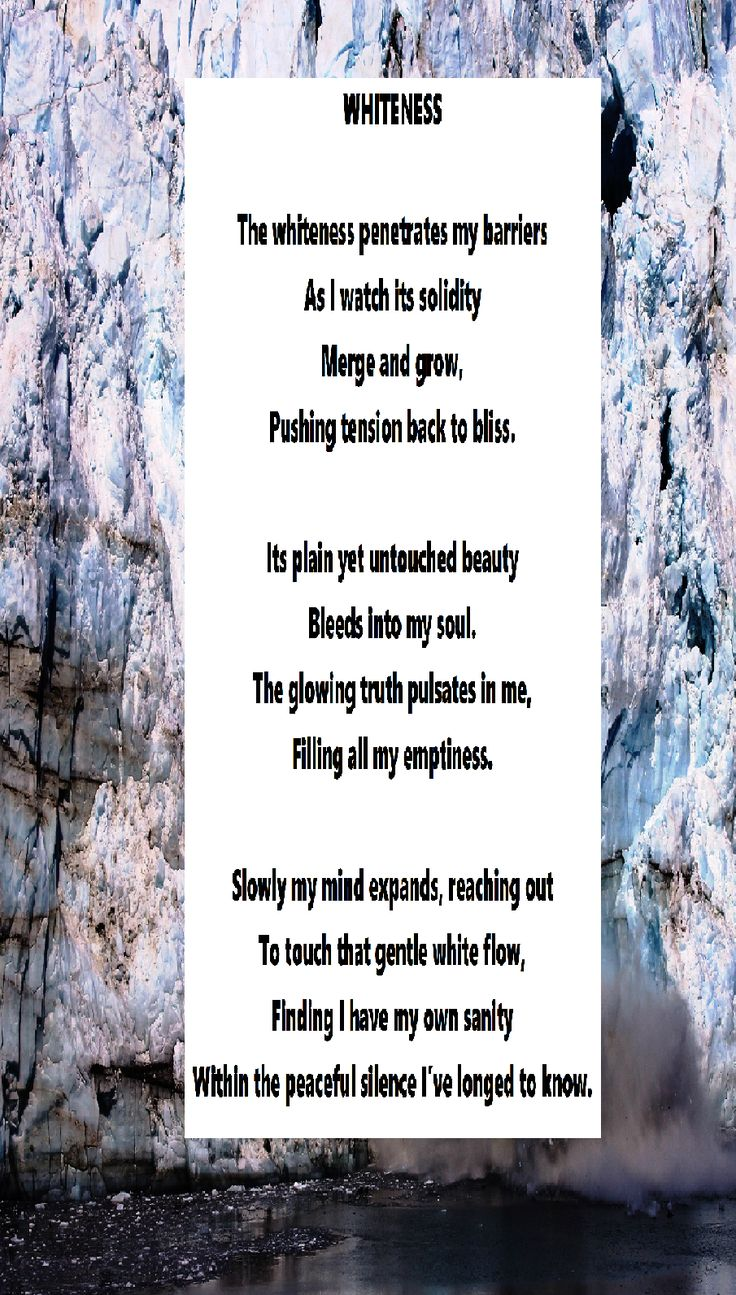 """Photograph and poem are from D.L. Finn's book, """"No Fairy Tale"""". Combined together by author!"""
