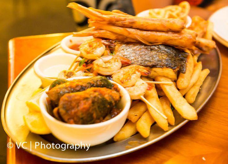 Seafood Platter@Kingsley Tavern, Perth