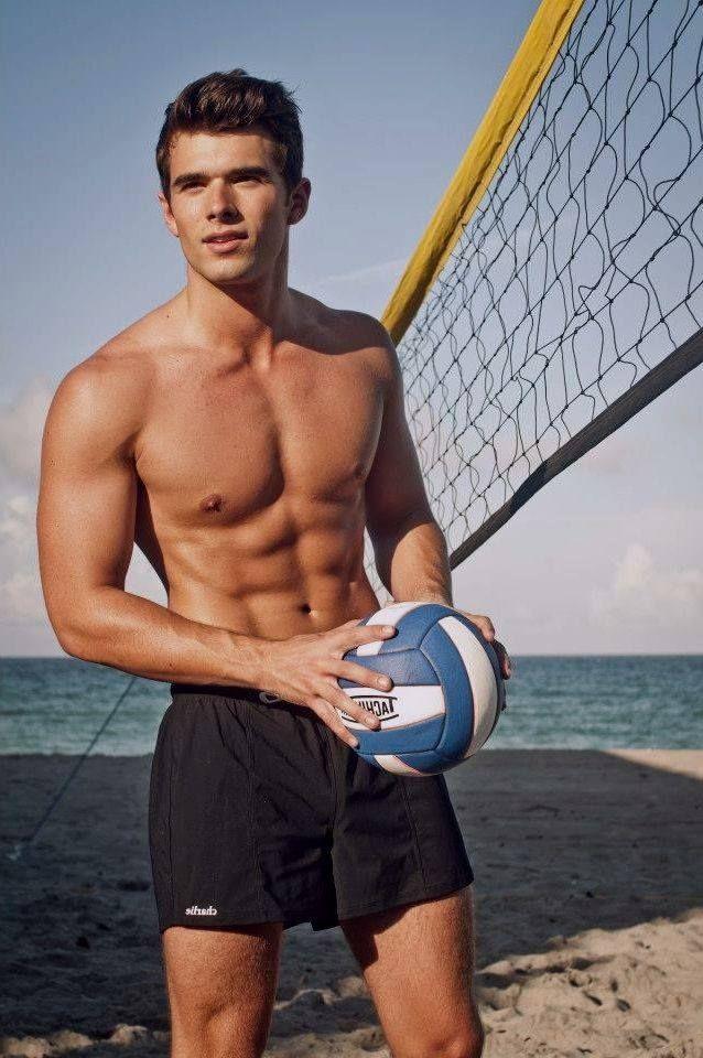 Nude beach volley ball 10