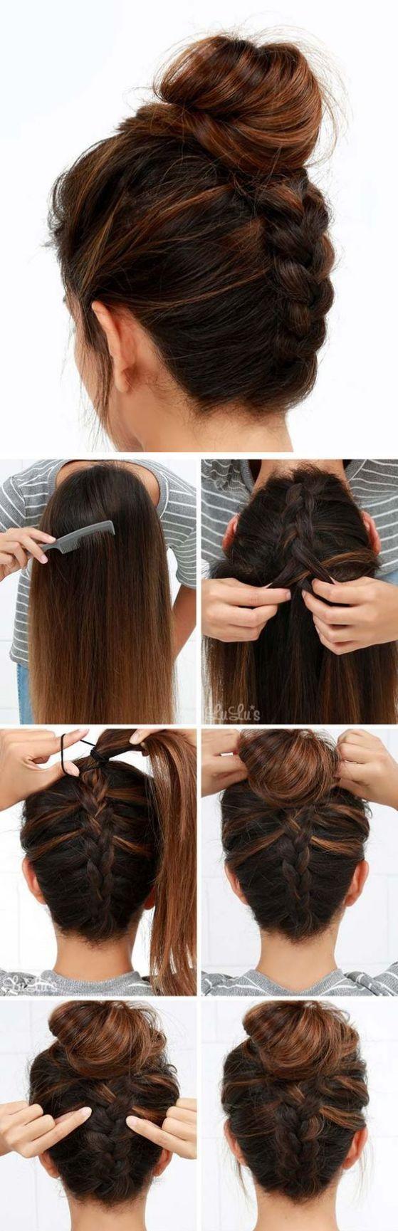 Estos ✿ ❀ peinados para fiestas ❀ ✿ harán que estes preparada para cualquier evento, gala o fiesta a la que desees, lista para lucir super elegante.