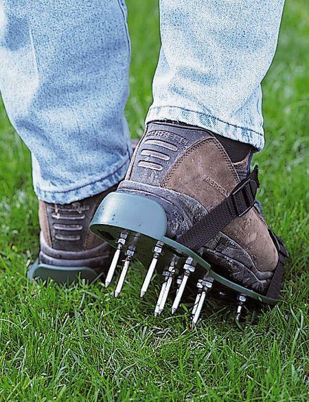 Best Lawn Aerator Sandals