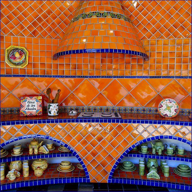 ~casa de los abuelos~ by uteart,/