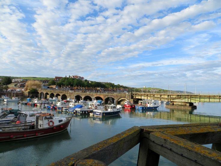 The harbour Fly Folkestone: Folkestone Airshow 2014 - RachelBirchley.com