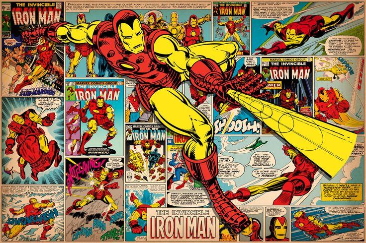 M s de 25 ideas incre bles sobre comic book panels en pinterest comic book layout tutorial de - Comic themed bedroom ...