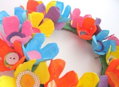 1000+ images about Easter Crafts for Kids on Pinterest | Tissue ...