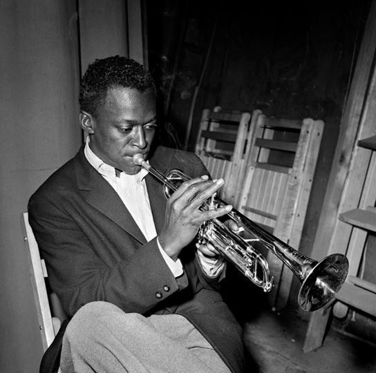 Miles DavisMusic, Mo'N Davis, Miles Davis Photos, Miles Davisbirdland, Jazz Photographers, Miles Photography, Herman Leonard, Jazz Photography, Leonard Photography