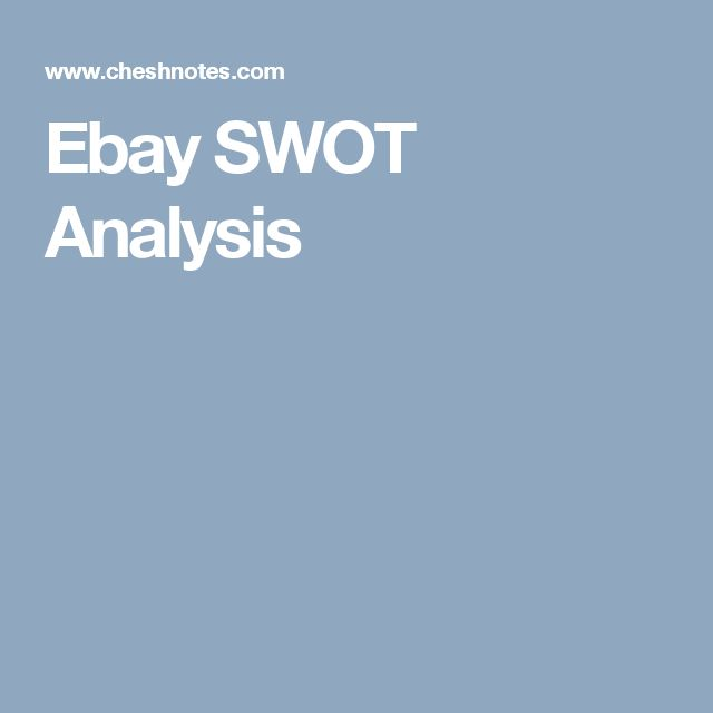 14 best marketing images on Pinterest Swot analysis, Electric - küchen ebay kleinanzeigen