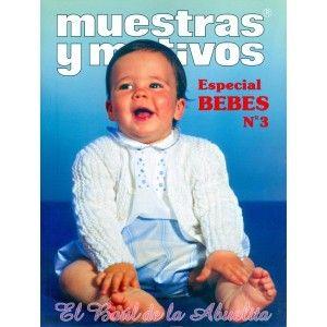 Muestras y Motivos Especial Bebés nº 3