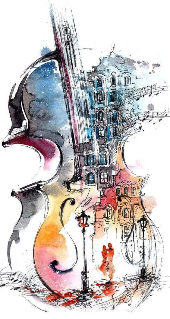 Cello I. The city