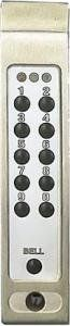 Securitron DK-26P Digital Keypad Only Narrow Stile (No CPU Board) by Securitron. $137.48. Cast stainless steel with 11 EPDM rubber keys Weatherproof and vandal resistant Mounts on a narrow mullion True 10 digit operation (keys are not paired) User code and/or hard code disable feature 5 Amp DPDT relay output for lock control and alarm shunt, camera call-up or other device interface 16 ft. [4.8m], 12 conductor, 22 gauge keypad cable 3 LEDs and a bell button