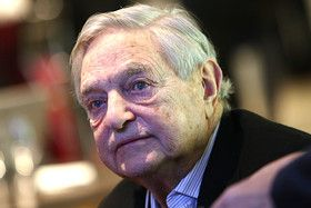 WSJ's Marketwatch story on George Soros's alleged short.