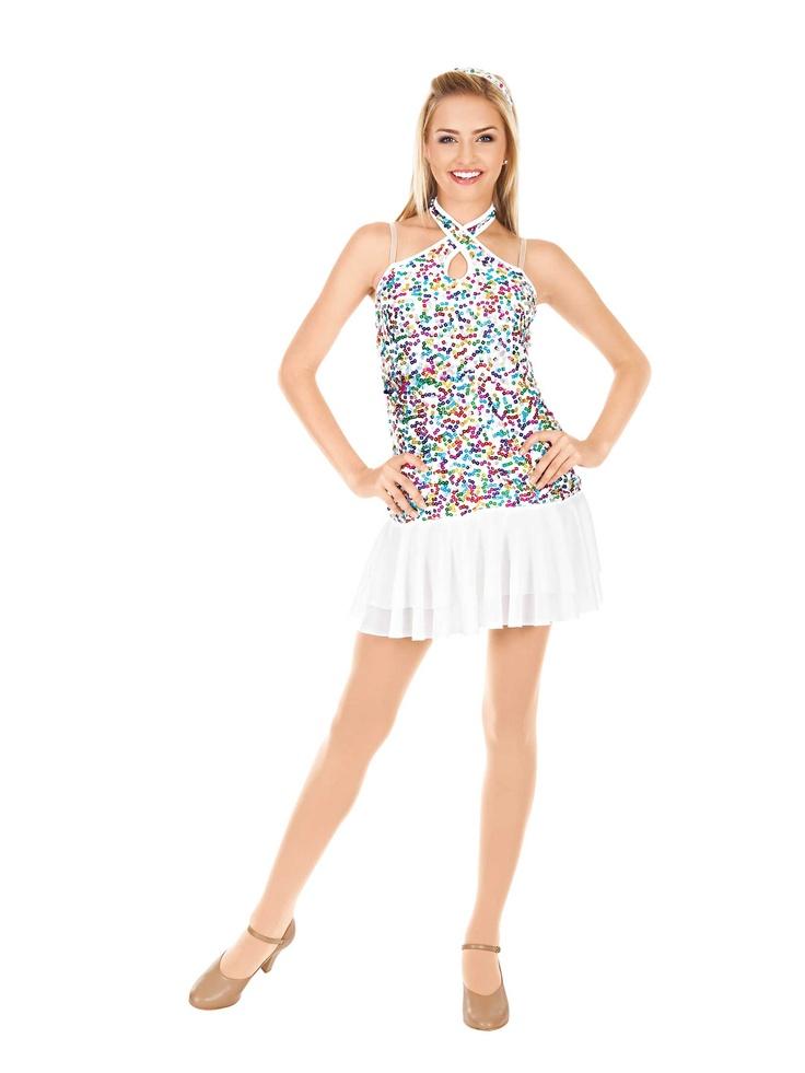 Adult 3 4 Sleeve Zip Front Leotard Discount Dance Supply