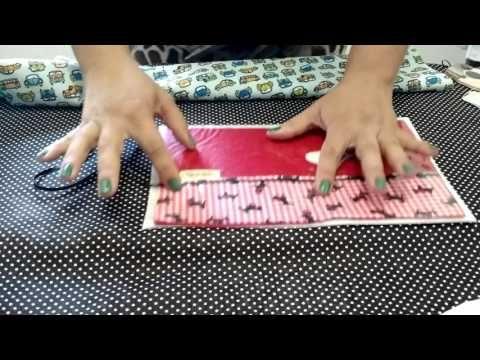 Impermeabilização de tecido para usar em artesanatos - YouTube