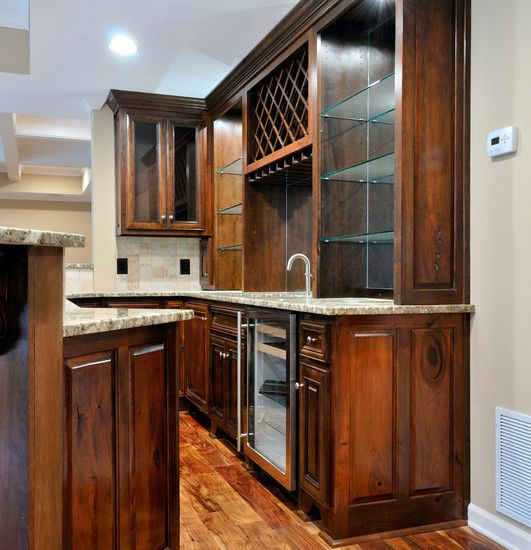 Rustic Oak Kitchen Cabinets: The 25+ Best Rustic Cherry Cabinets Ideas On Pinterest