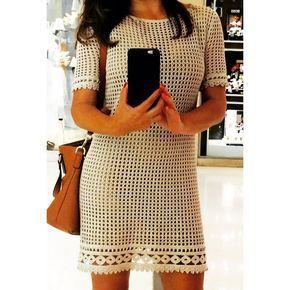 """183 curtidas, 9 comentários - Alzira Vieira-Handmade For You (@alziravieiraoficial) no Instagram: """"Básico para toda hora.❤️. #croche #crochet #handmade #feitoamao #alziravieira #crochesedapura"""""""