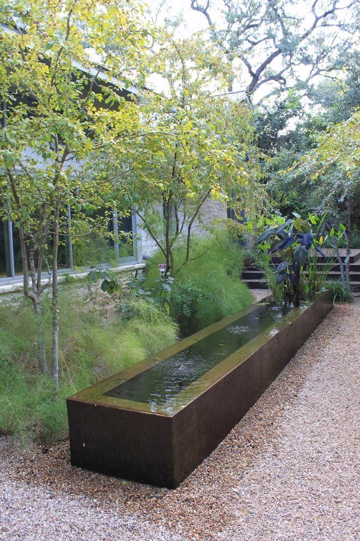 Christine Ten Eyck Rock-Oak-Deer: Open Days Austin Garden Tour: and Gary Deaver Garden
