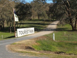 Glenrowan Tourist Park, Victoria