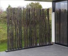 Room divider jungle van exotan afscheidingen in de tuin pinterest jungles decoration - Moderne woning buiten lay outs ...