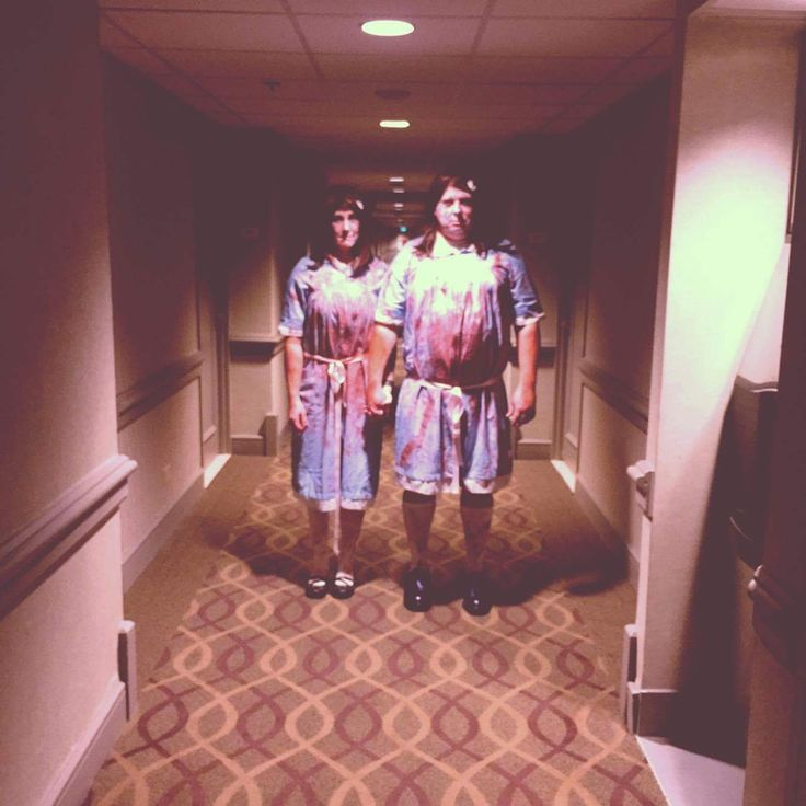 The Grady Twins, The Shining, Halloween Costume