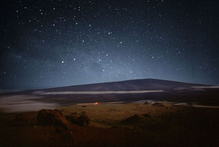 The Southern Cross in the Hawaiian Sky    Look Up in the Sky! Why? Because the Heavens Declare the Glory of God!   FaithHub