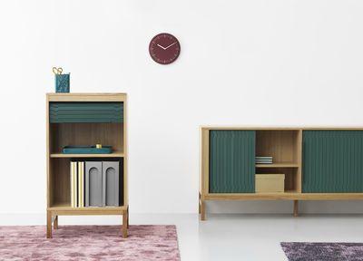 Jalousi Dresser - / L 161 cm - Wood & plastic curtains by Normann Copenhagen