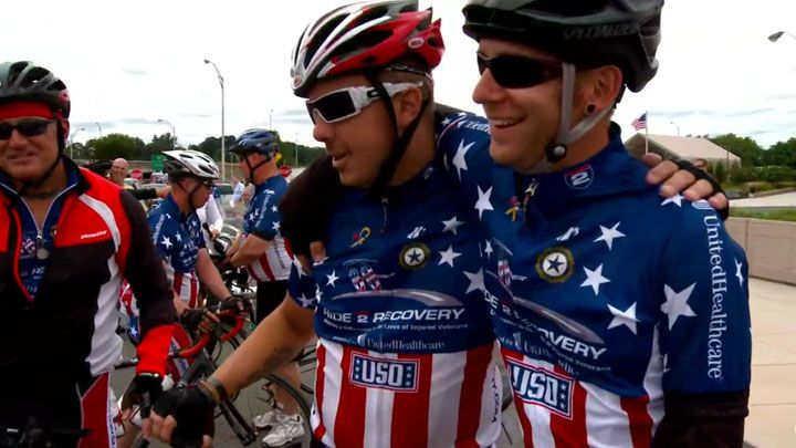 Ride 2 Recovery 9/11 Challenge