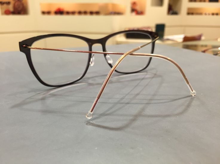 Rimless Glasses Denmark : Another frame from the Lindberg N.O.W. Collection. # ...