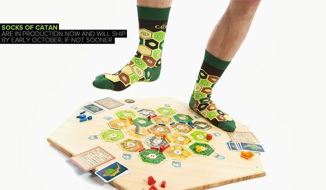 Socks of Catan
