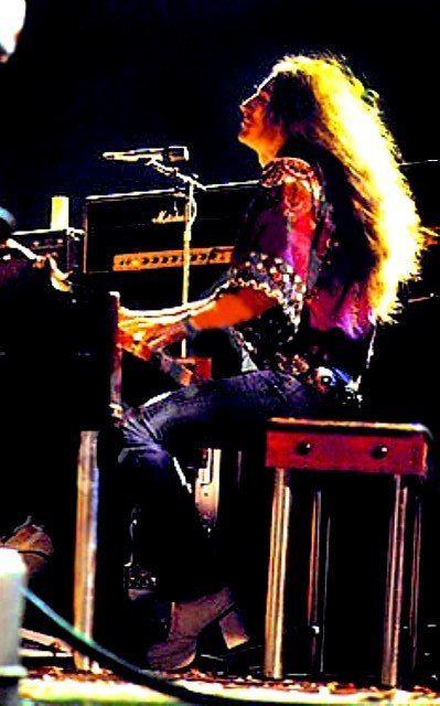 Ken Hensley ~ Uriah Heep