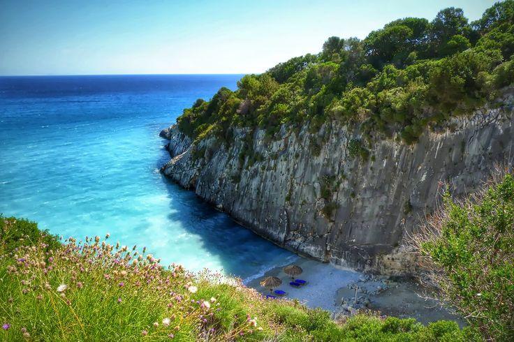 Zakynthos Island Images: Xigia Beach Zante  Photography by Alistair Ford
