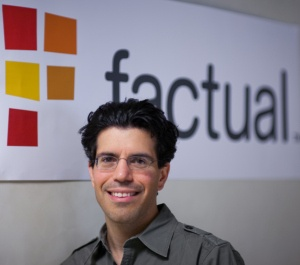Gil Elbaz on Data Economy 2012