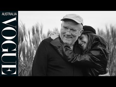 Emma Watson stars in an exclusive Peter Lindbergh-directed film for Vogue Australia - YouTube