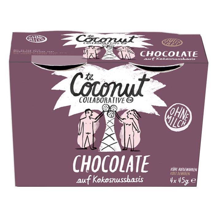 The Coconut Collaborative Chocoladecrème/mousse #vegan