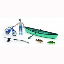 Xtreme+Fishing,+Biking,+and+Canoing+Adventure+Playset