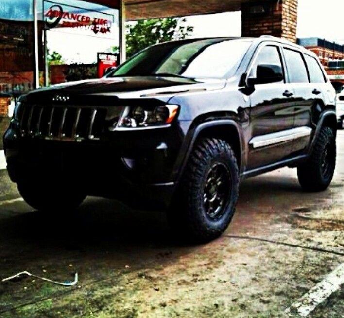 Jeep Grand Cherokee More Tire