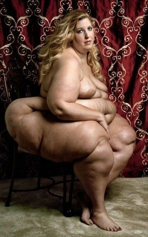 Extreme obese women nude