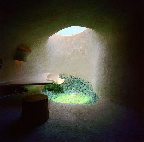 Organic House - Javier Senosiain - Naucalpan, Edo. de México - 1985